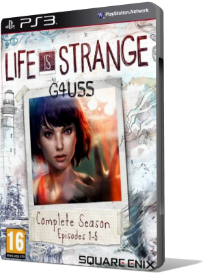 [PS3] Life Is Strange - Complete Season (PSN)(2015) - SUB ITA