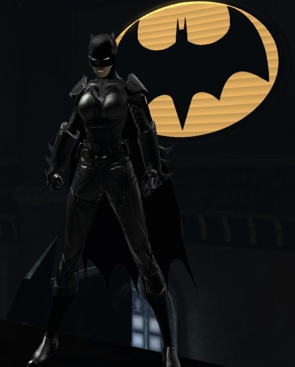 Can Anyone Recommend A Future New 52 Batman Style For Girls Without
