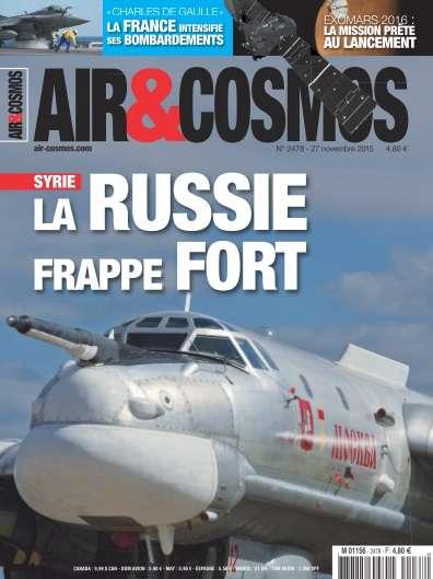 Air & Cosmos 2478 - 27 Novembre au 3 Décembre 2015