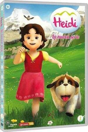 Heidi - La nuova serie (2015) [DVD 2 di XX] DVD9 Copia 1:1 - iITA DDN