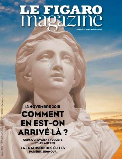 Le Figaro Magazine - 27 Novembre 2015