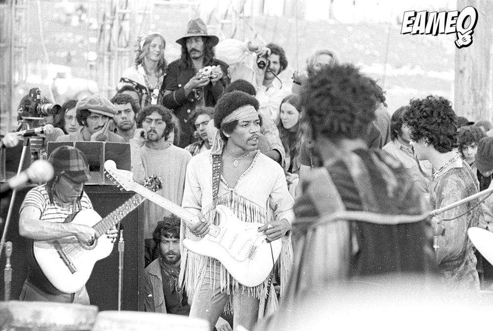 Chaves El Chavo Del Ocho Chespirito Jimi Hendrix