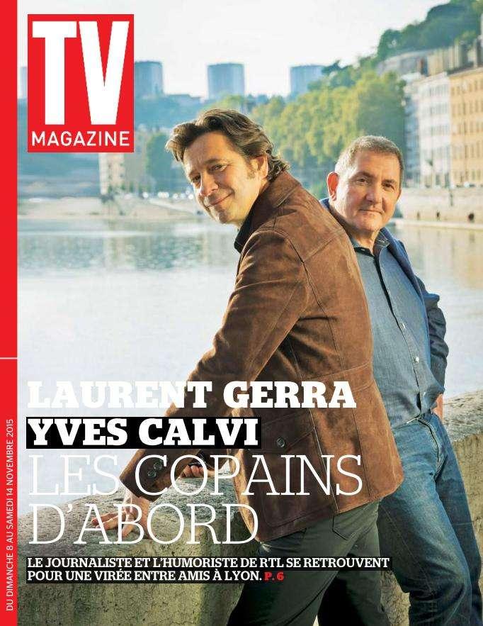 TV Magazine - 8 au 14 Novembre 2015