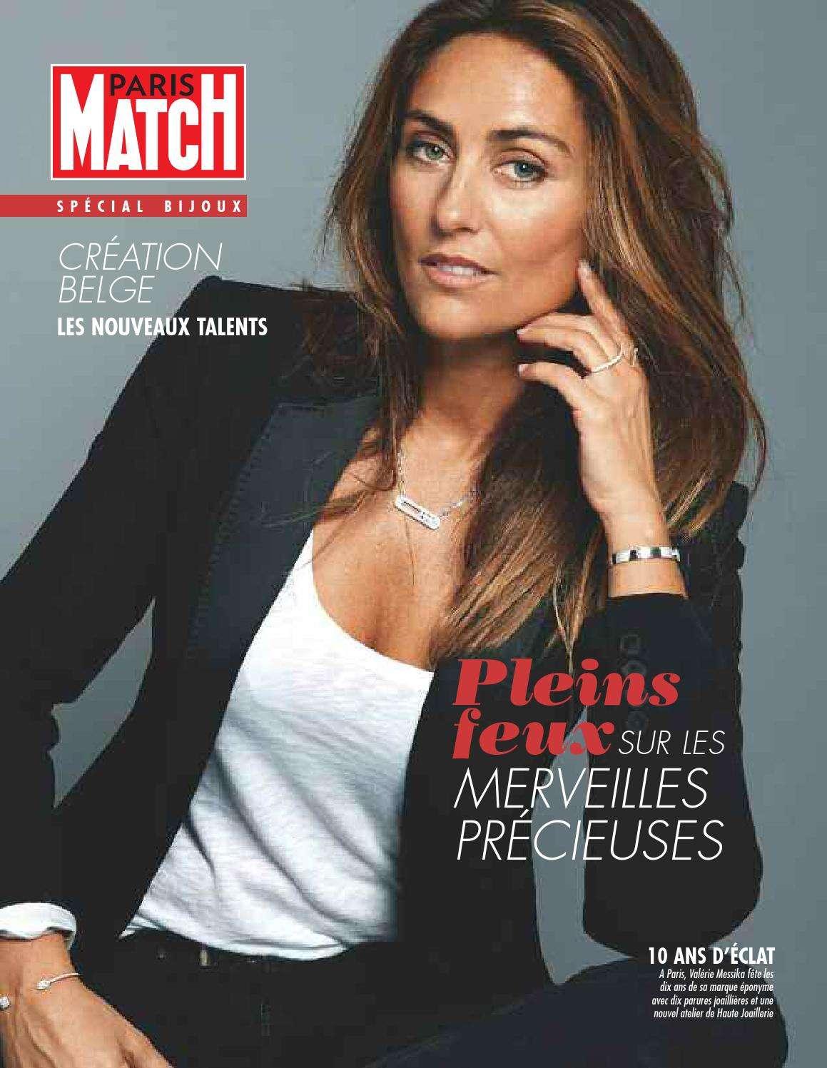 Paris Match du 19 11 2015