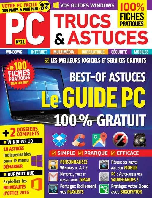 PC Trucs et Astuces 21 - Octobre-Décembre 2015