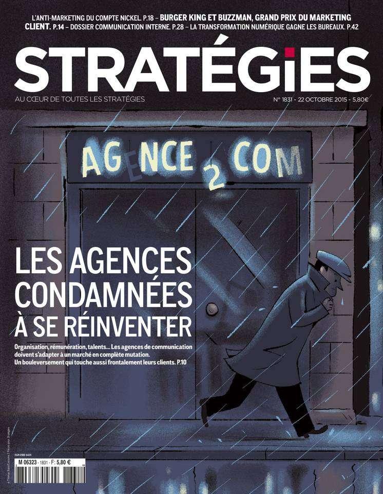 Stratégies 1831 - 22 au 28 Octobre 2015