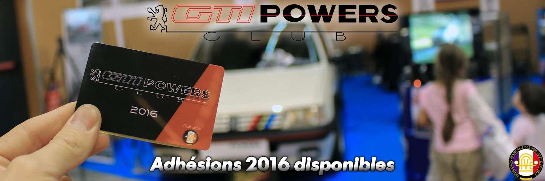 Club GTIPOWERS - Vivez la 205 et 309 GTI en communaut� !
