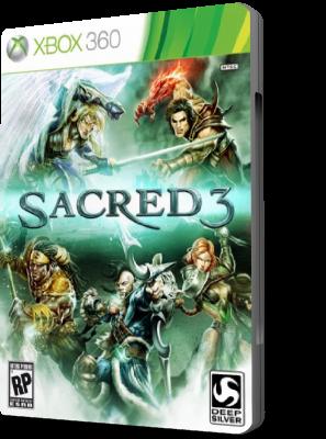 [XBOX360] Sacred 3 (2014) - SUB ITA