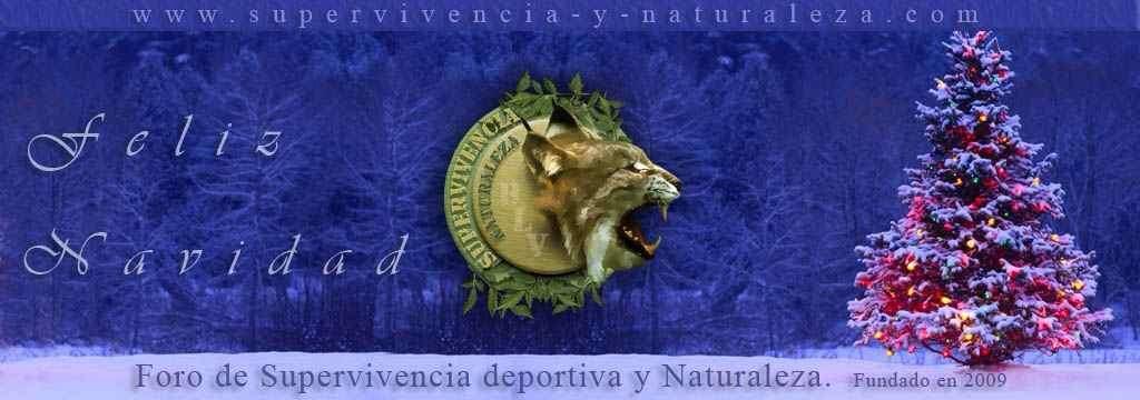 Supervivencia y Naturaleza (Survival & Nature), 5 años de supervivencia en español.