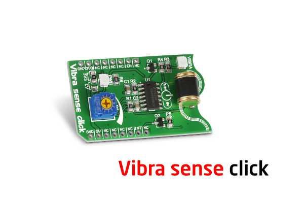 Vibra Sense click