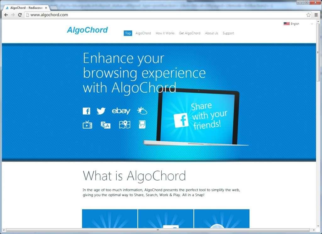 Usuń ogłoszenia AlgoChord