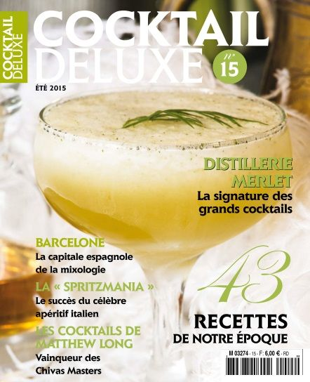 Cocktail Deluxe - Été 2015