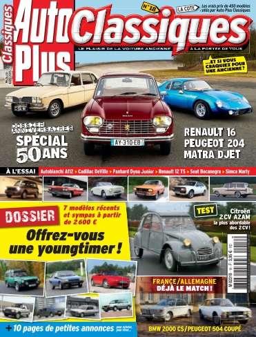 Auto Plus Classiques - Février/Mars 2015