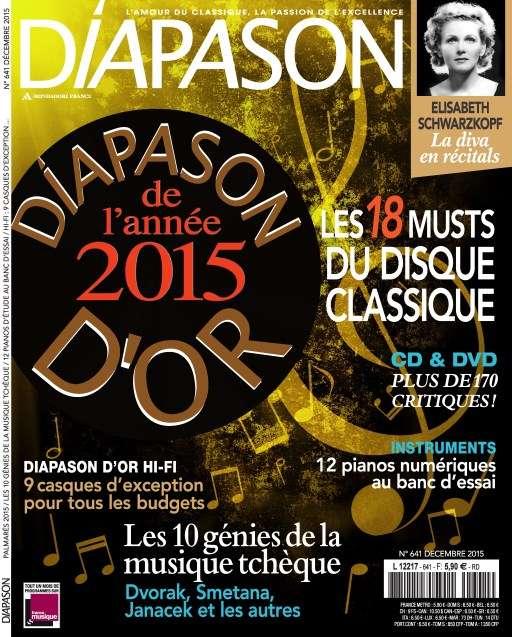 Diapason 641 - Décembre 2015