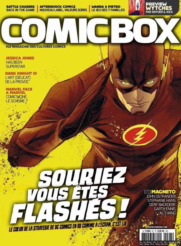 Comic Box - Novembre/Décembre 2015