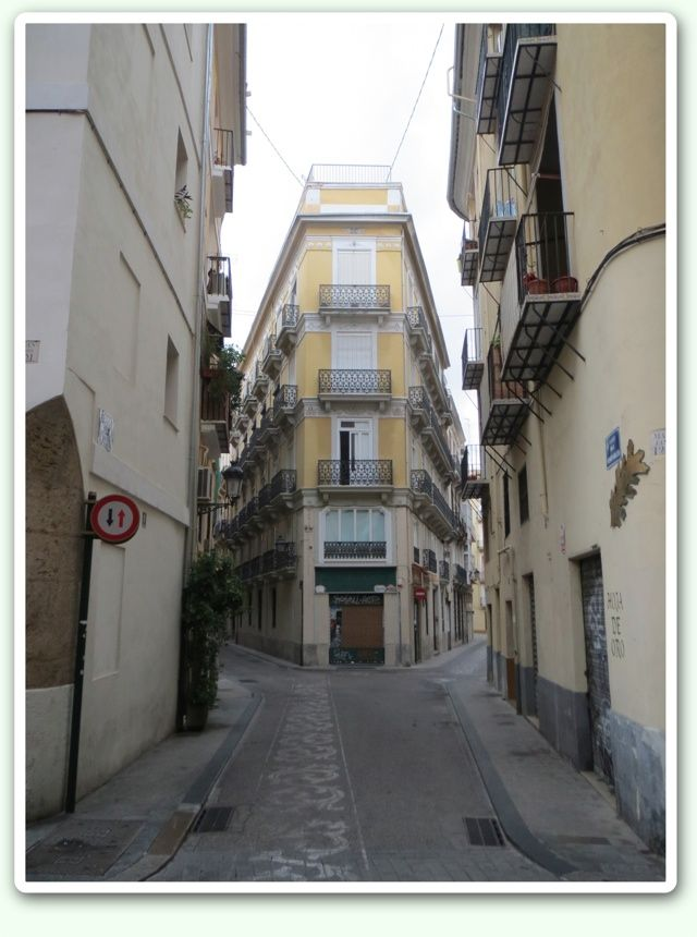 Cantonada a València