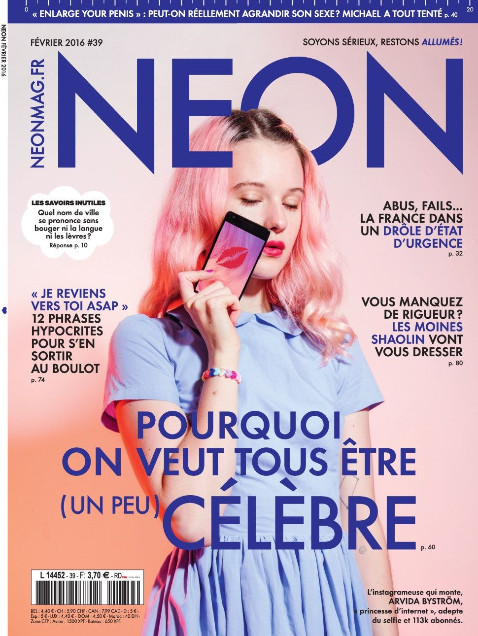 Neon 39 - Février 2016