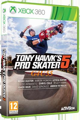 [XBOX360] Tony Hawk's Pro Skater 5 (2015) - SUB ITA