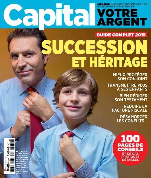 Capital Hors-Série 37 - Novembre/Décembre 2015