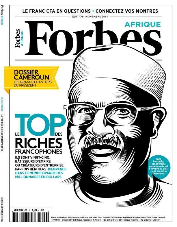 Forbes Afrique - Novembre 2015