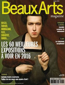 Beaux Arts 379 - Janvier 2016