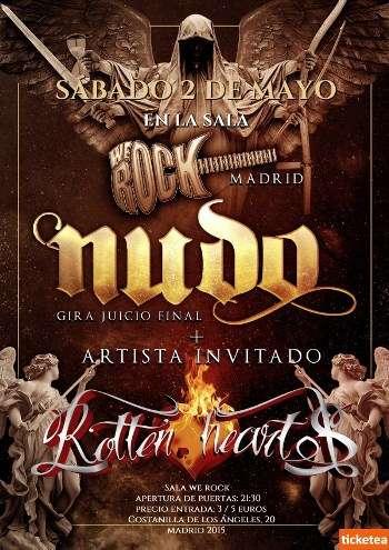 Nudo we rock