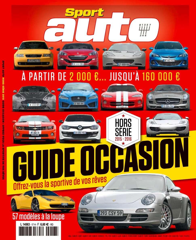 Sport Auto Hors-Série 17 - Guide Occasion 2015
