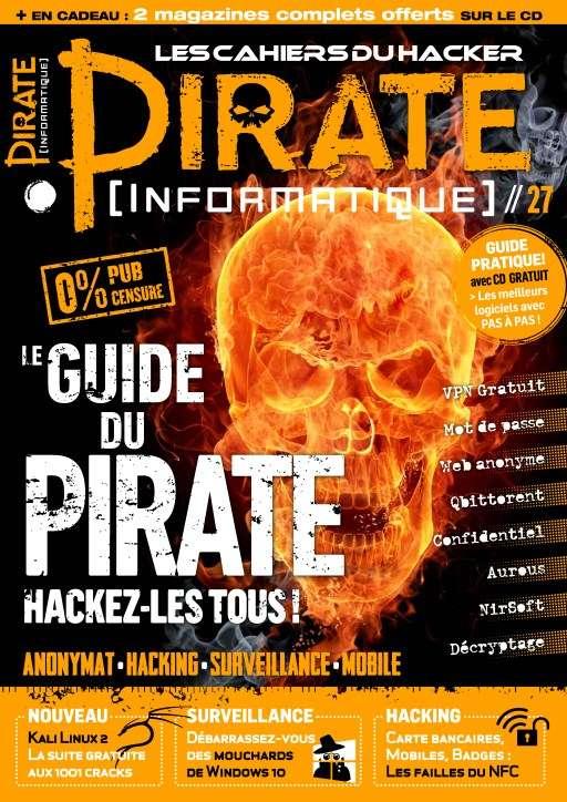 Pirate Informatique 27 - Octobre-Décembre 2015