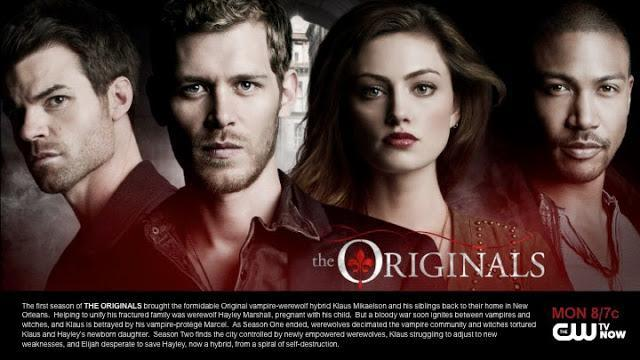 The Originals S02 720p 1080p WEB.DL
