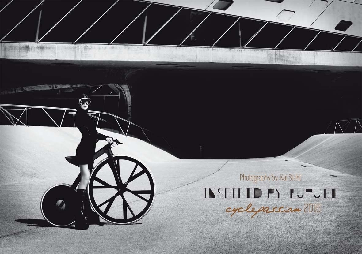 Cyclepassion Calendar 2016: Inspired By The Future