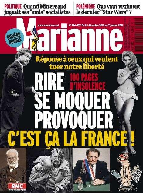 Marianne 976 - 24 Décembre 2015 au 7 Janvier 2016