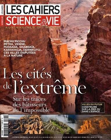 Les Cahiers de Science & Vie - Octobre 2014