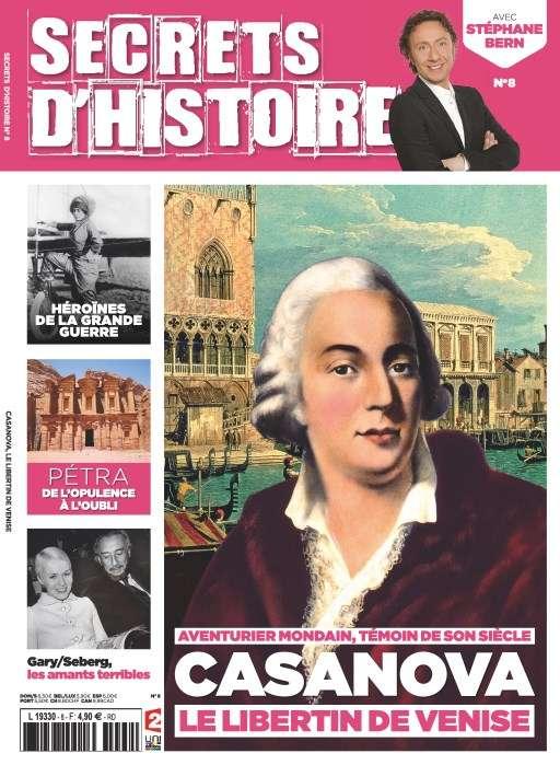 Secrets d'Histoire 8 - 2015