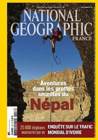National Geographic 157 - Octobre 2012