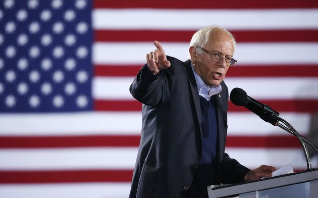 Bernie Sanders Promises Action On Immigration In First 100 Days As President