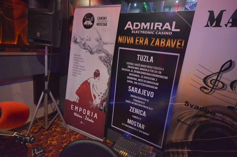 Tuzlarije - Admiral