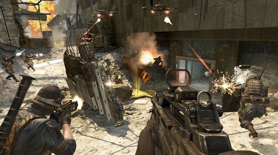 Call of Duty Black Ops II - SKIDROW
