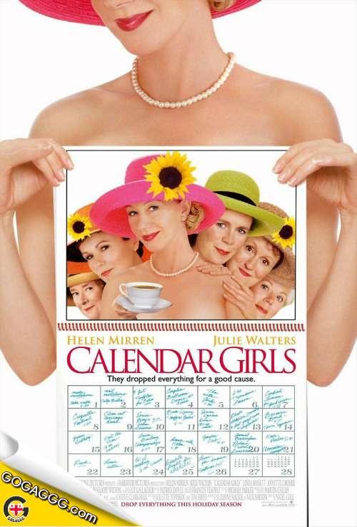Calendar Girls | გოგონები კალენდრიდან (ქართულად) [EXCLUSIVE]