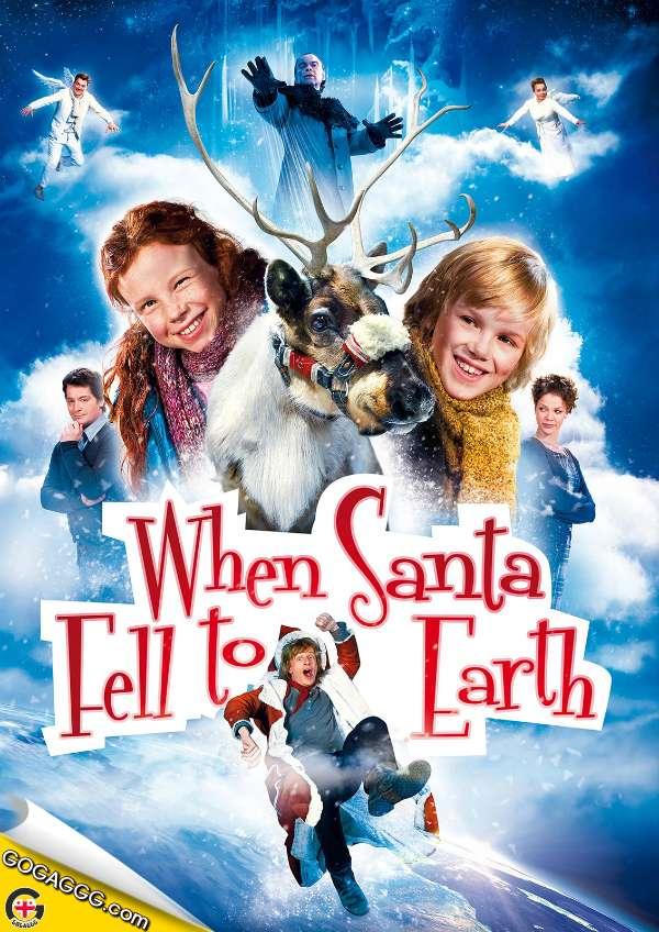 When Santa Fell to Earth | როცა სანტა დაეცა მიწაზე