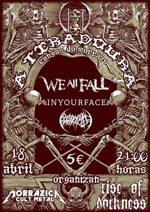 We All Fall cangas cartel