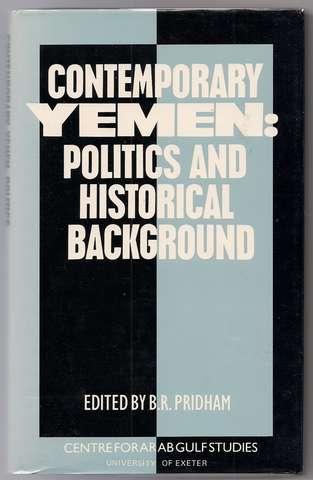 Contemporary Yemen: Politics and Historical Development