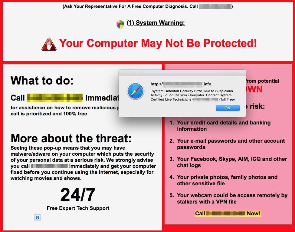 Remove Microsoft-securitysupport.com