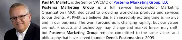 Paul Mallett - Postema Marketing Group
