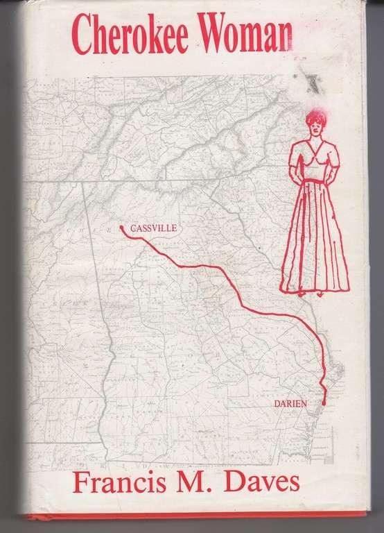 Cherokee Woman, Daves, Francis Marion