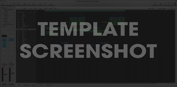 Logic Pro Template Screenshot