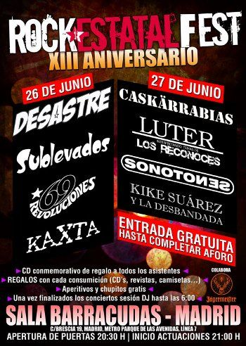 Rock Estatal Fest