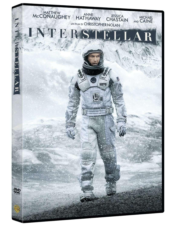 Interstellar (2014) DVD9 Copia 1:1 Multi ITA