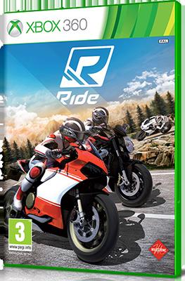 [XBOX360] RIDE (2015) - FULL ITA