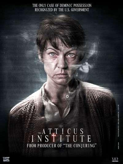 Atticus Institute 2015 Pelicula de Terror