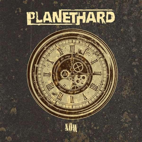 Planethard - Now (Digipak Edition) (2014)